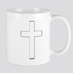Simple Cross Mug